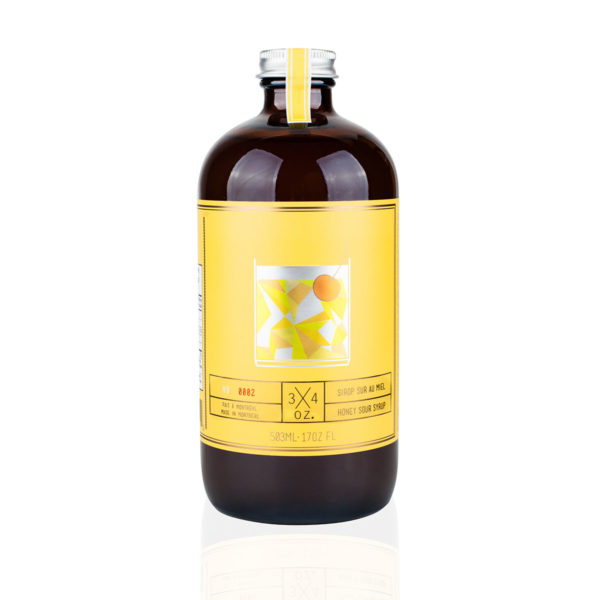 Honey Sour (500ml)